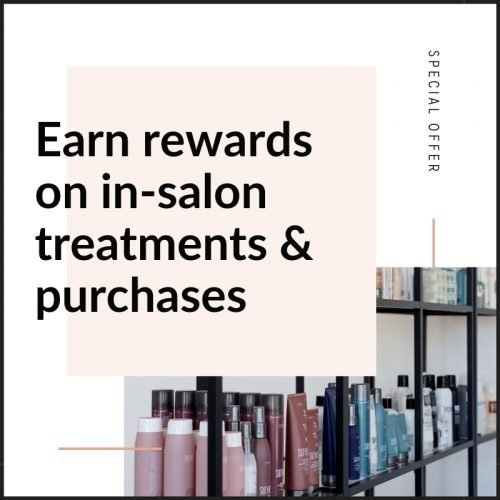 rewards points special offer